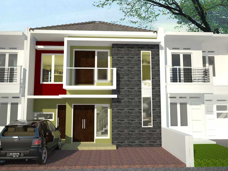 Home Project  PT.Desain Griya Indonesia  Desain Rumah