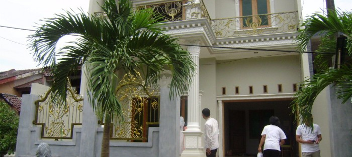 desain rumah klasik pt desain griya indonesia desain