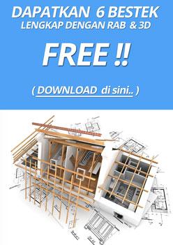 gambar kerja dan RAB gratis