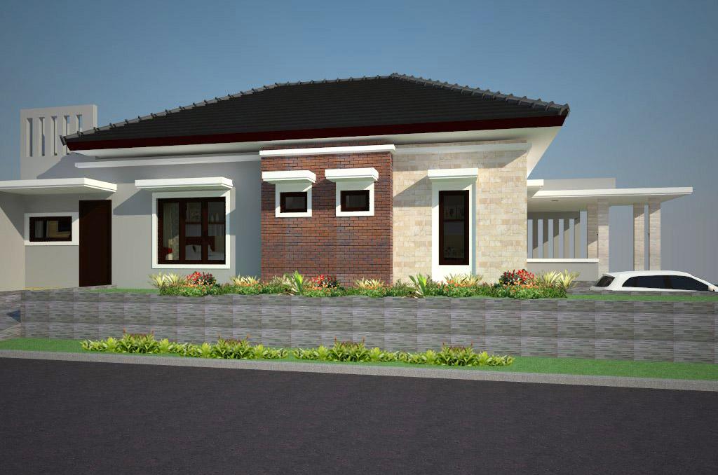 Jasa Desain Rumah Minimalis Sederhana 1 Dan 2 Lantai