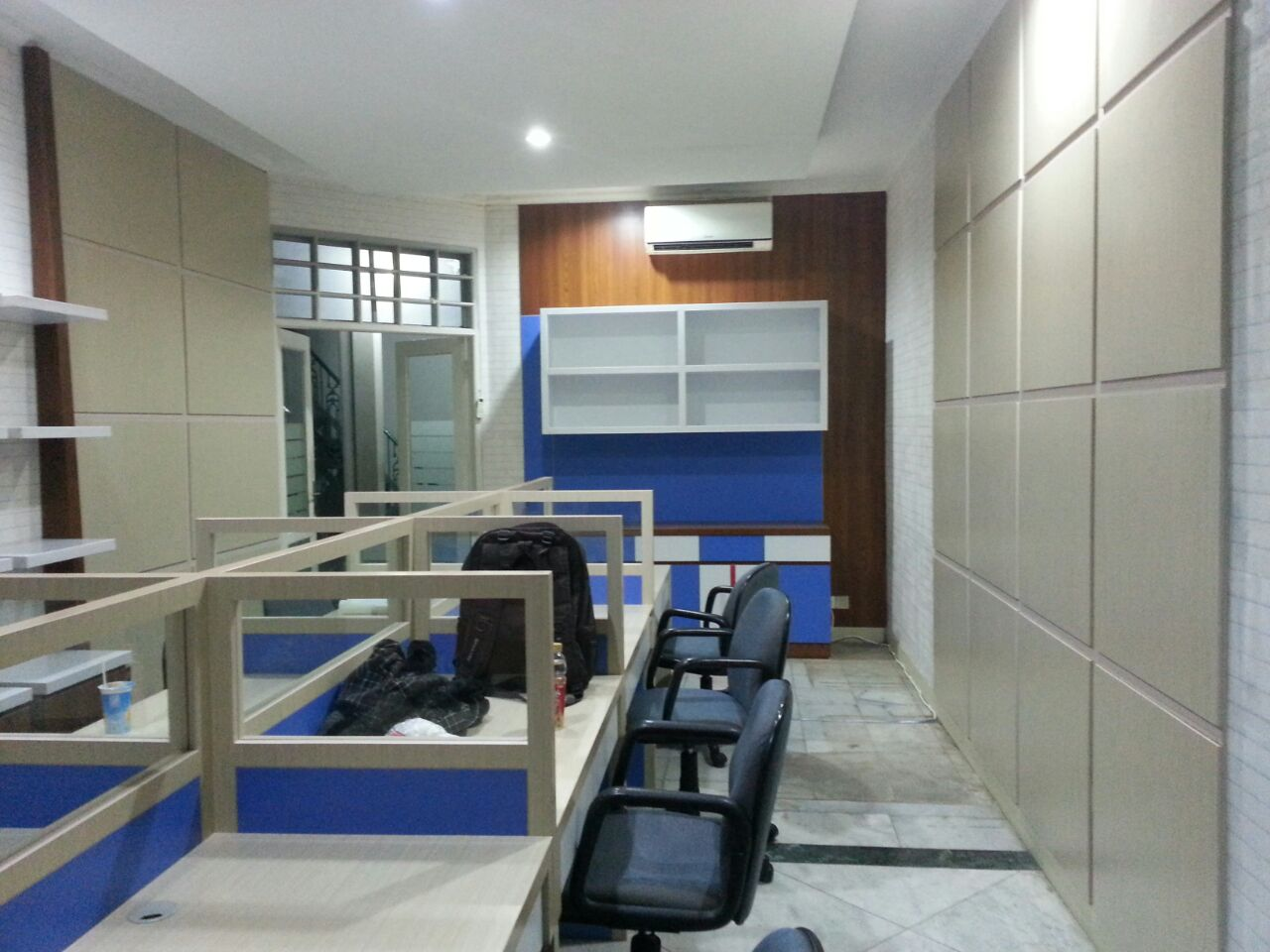 Interior Kantor 3