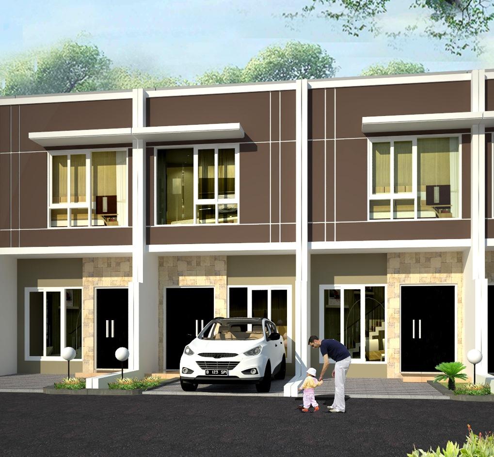 Jasa Desain Interior Rumah Minimalis Modern 2 Lantai