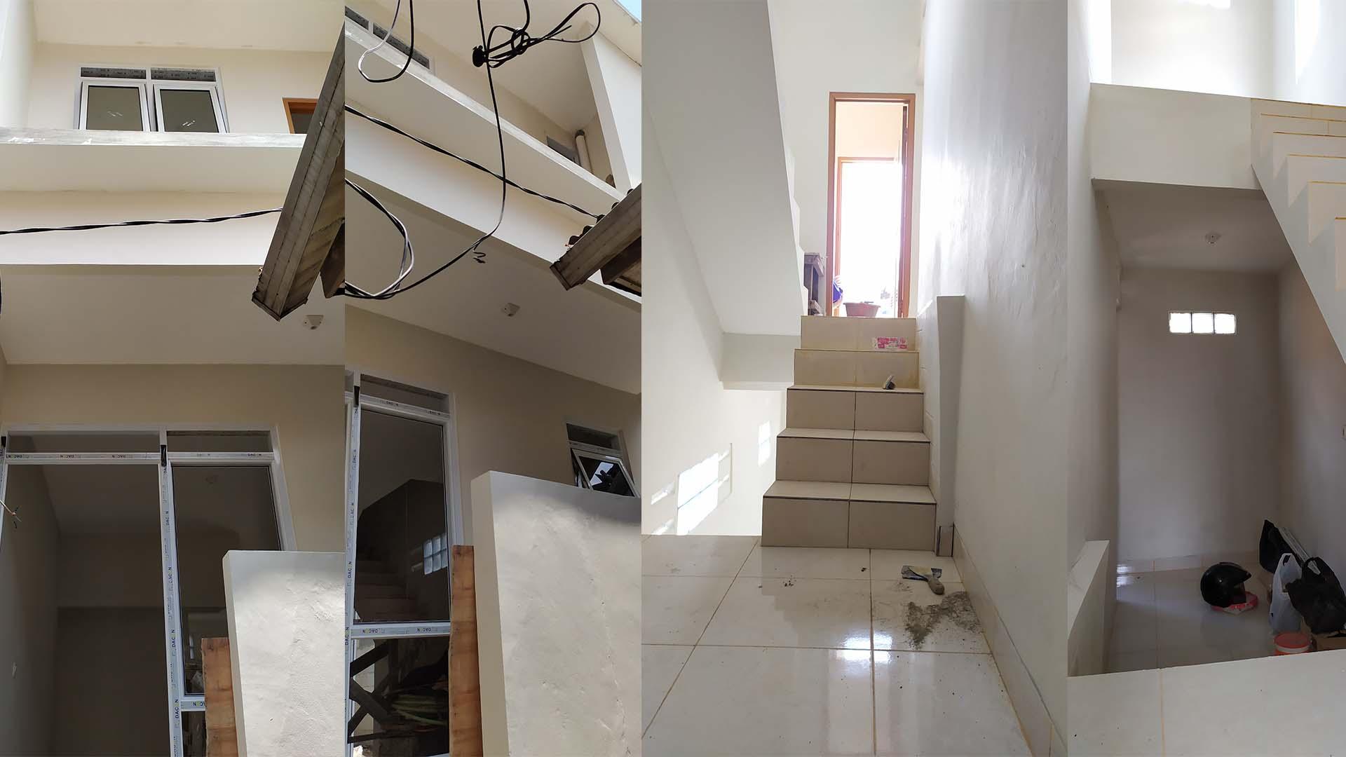 Bangun Rumah di Lahan Lebar 3,5 meter